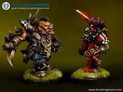 Blood Bowl Heros