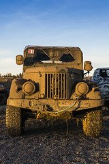 Off-road vehicle brand GAZ - 69