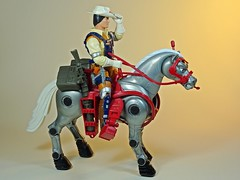 Mattel – Fantastic World of Bravestarr Toys – Reignited Passion – Vintage & Fragile – Thirty/Thirty – Back In Action! – Horse Form 1
