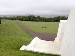 Looking North from Vimy Ridge memorial - Photo of L'Oudon