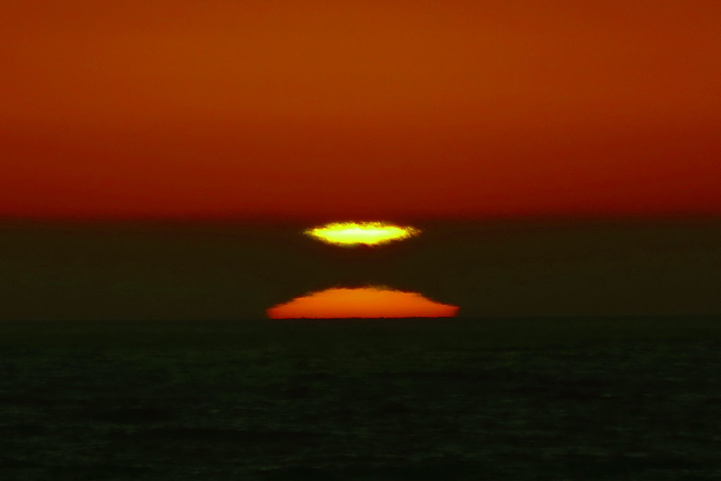 Malibu, Zuma Beach, Sunset, Green Flash, 2017.10.07 (03)
