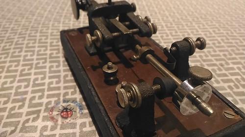 Kenko mono lever bug - particular of frame