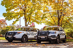 Mill Creek Police Department 2016 Ford Police Interceptor Utility SUVs