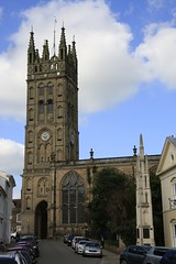 Collegiate Church of St Mary, Warwick, Warwickshire