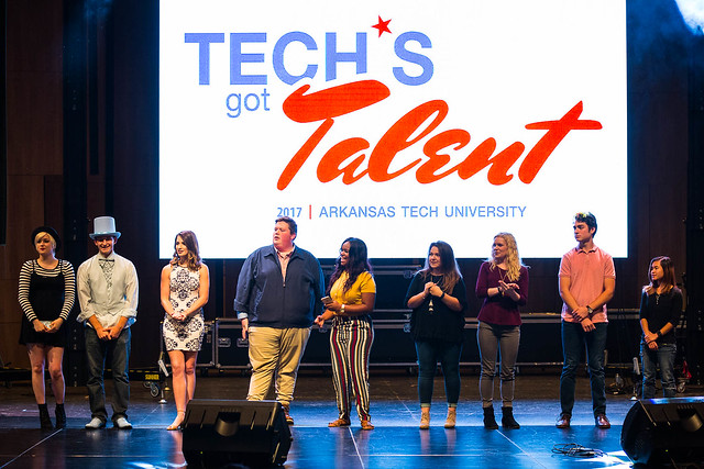 2017 Homecoming: Tech's Got Talent: Semifinals | 10/17/17