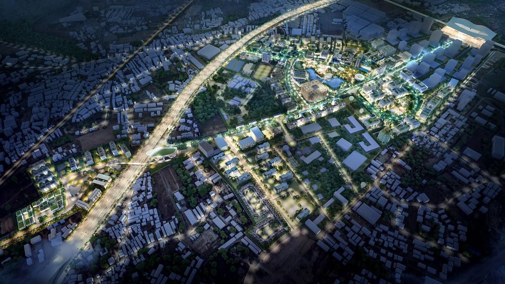 Thailand Digital Park Master Plan 3