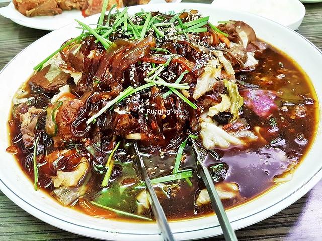 Andong Jjimdak / Andong Steamed Sauce Chicken