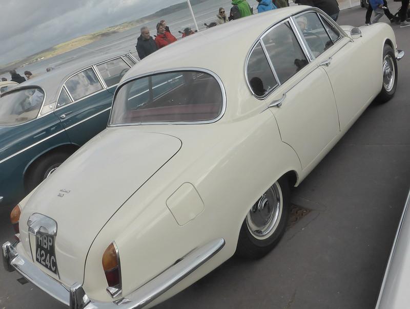 Jaguar S Type 3.4 (1965)