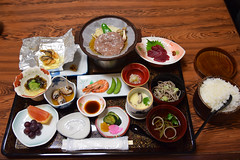 Aizu dinner