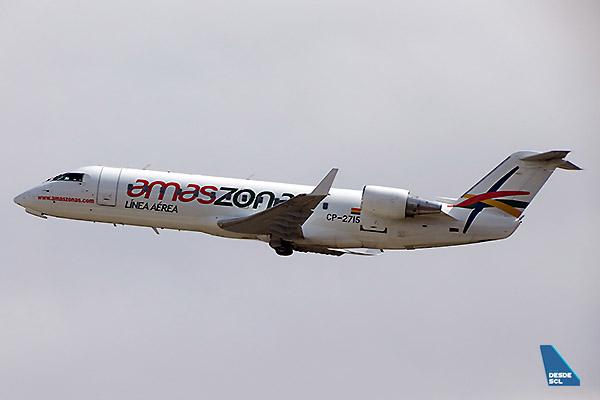 Amaszonas CRJ200 (Fernando Ruiz)