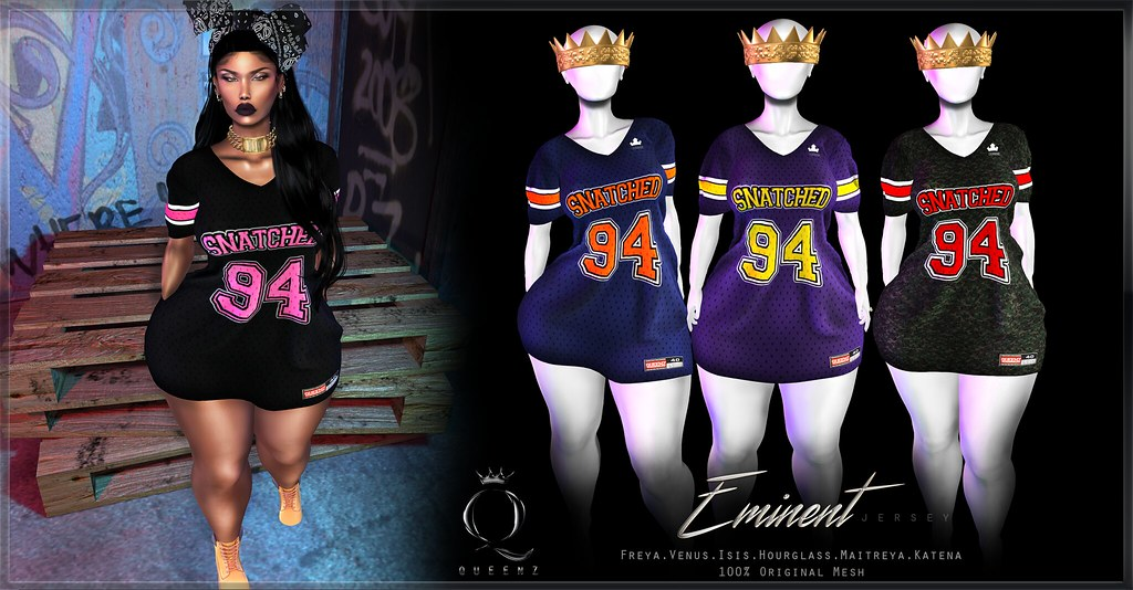 QUEENZ | Eminent Jersey - TeleportHub.com Live!