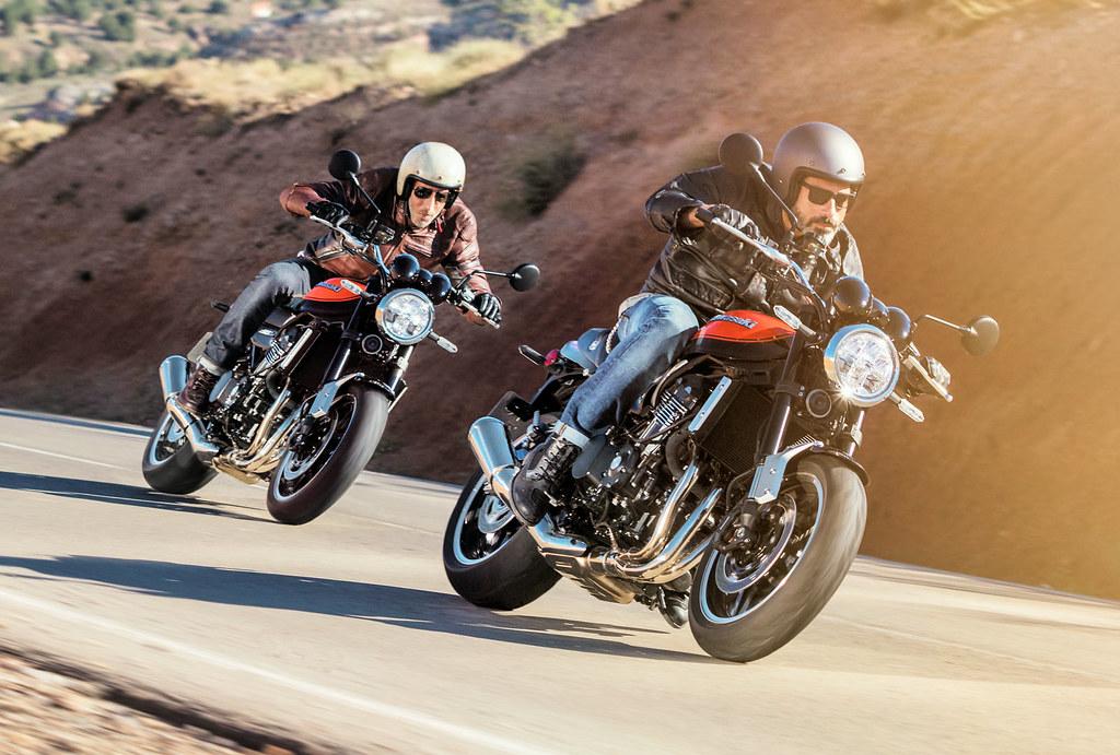 Kawasaki Z 900 RS 2018 - Galerie moto - MOTOPLANETE