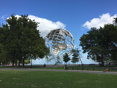 World's Fair Grounds - Flushing Meadow Park
