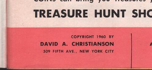 Treasure Hunt detail