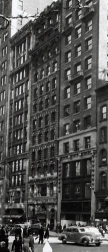 505-507-509 5th Avenue NYC c.1940
