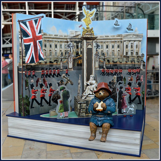 Paddington Bear 2 Pop up @ Paddington Station