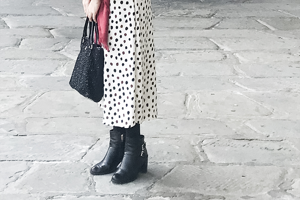 something fashion blogger influencer streetstyle firenze spain italianbloggers erasmus student hm dress what to wear_04