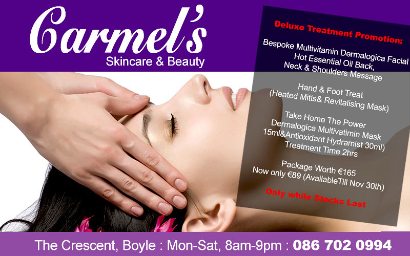 Carmel's Skincare & Beauty