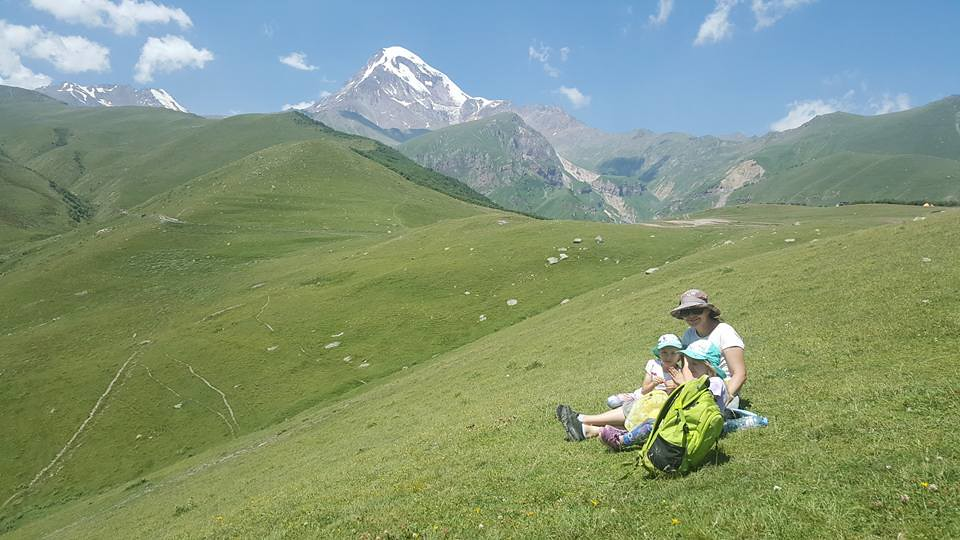 Georgia kokemuksia | Vuoristo