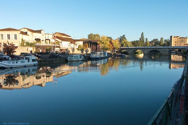 Fluss Baise