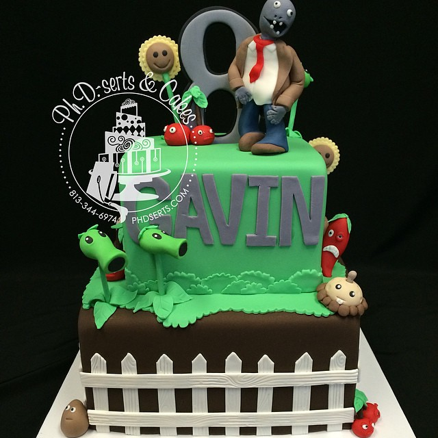 Cake by Ph.D.-serts & Cakes