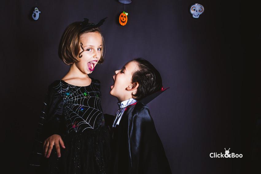 Halloween Click&Boooo