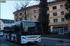 Iveco Bus Urbanway 10 - Jacob Tourisme / Linéa - Photo of Gap