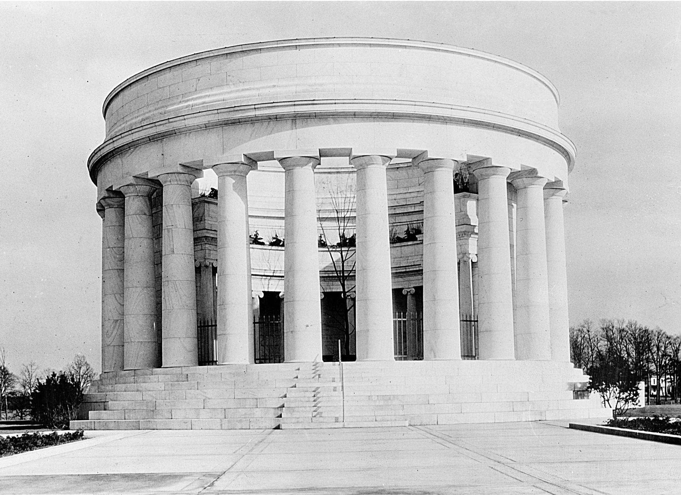 Harding Memorial in Marion, Ohio.