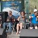 The Pot Luck Band at Festivals Acadiens et Créoles, Lafayette, Oct. 15, 2017