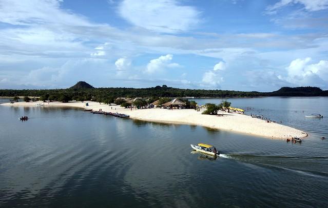 """As praias de Alter do Chão foram consideradas como as mais bonitas pelo jornal britânico """"The Guardian"""" - Créditos: Cristiano Martins/ Fotos Públicas"""