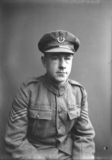 Sergeant Alexander Picton Brereton / Sergent Alexander Picton Brereton