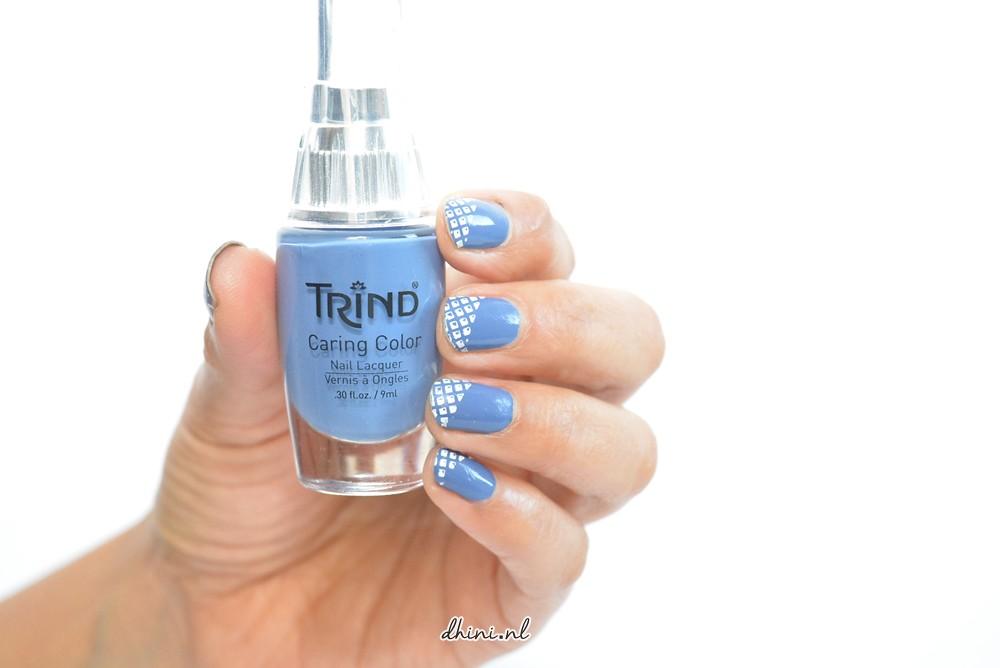Mani monday : Blue #3