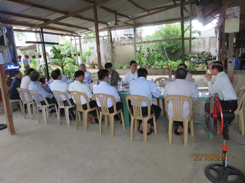 Giáo hạt Quảng Ngãi tĩnh tâm tháng 10.2017