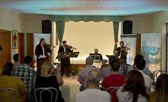 EL ARTE DE LA MÚSICA EN LOS MUSEOS – Concierto Casa Hermandad Cofradia Descendimiento Málaga  - Ensemble músicos Concerto Málaga - 15 Octubre 2017