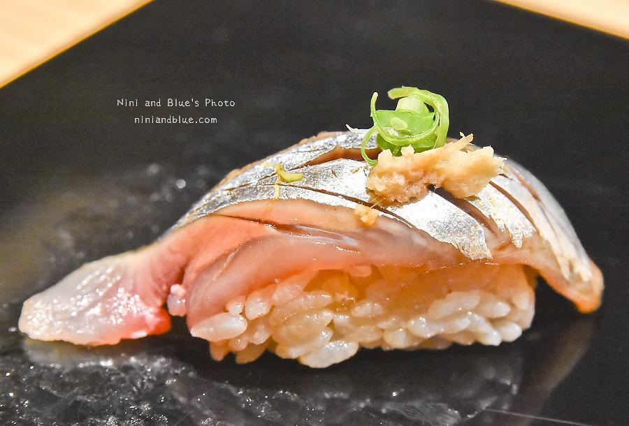 台中壽司一貫入魂將酒肴39