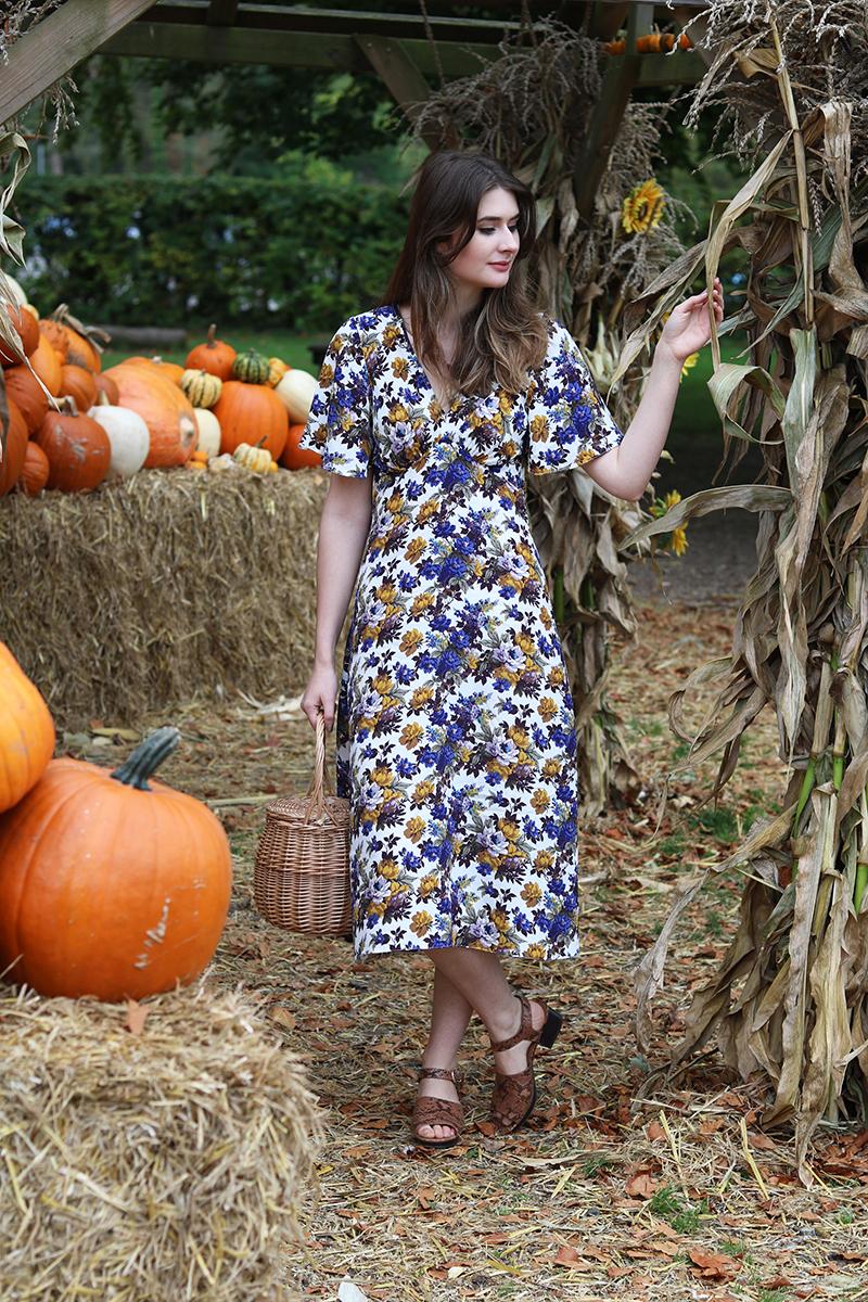 Adora Mehitabel Pumpkin Patch 8