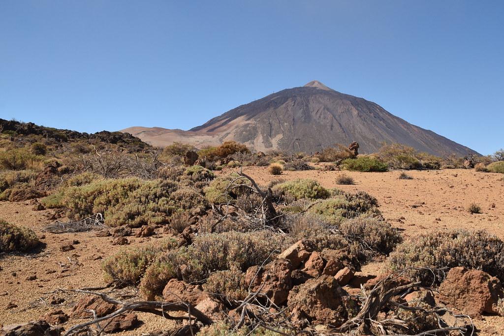 El Teide en Turismo Tenerife