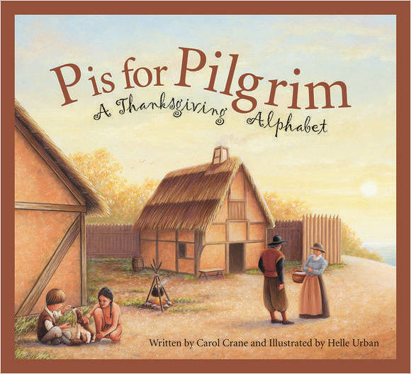 P is for Pilgrim book cover