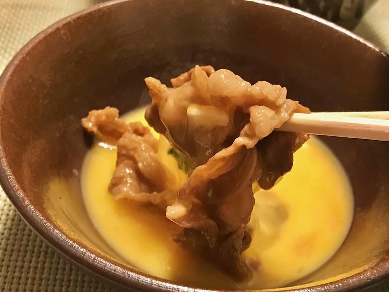 吉野家の牛すき鍋膳をテイクアウト