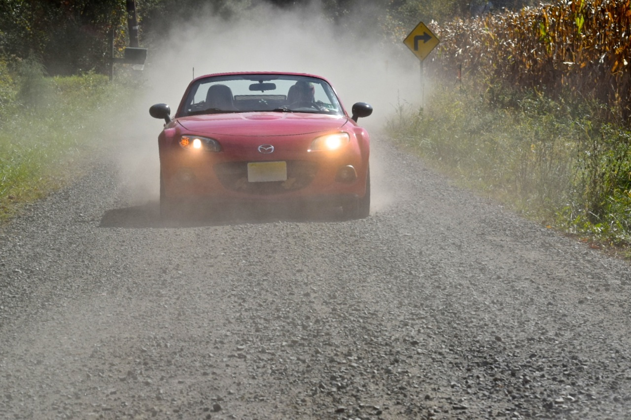Miata Club Edition Fall Drive 2