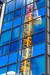 City Work Reflection - Photo of Levallois-Perret