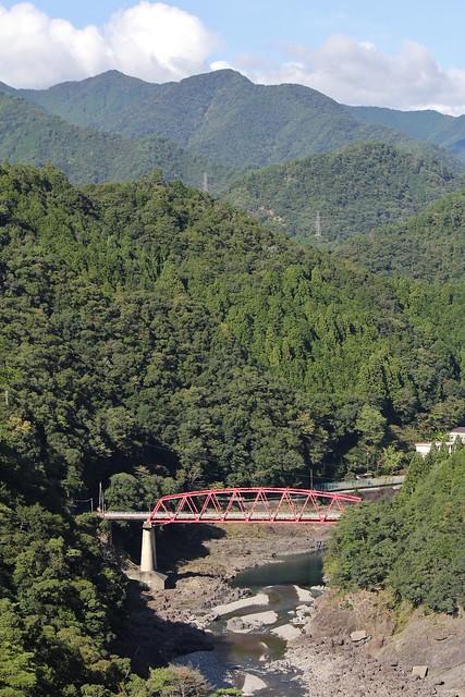 十津川橋梁