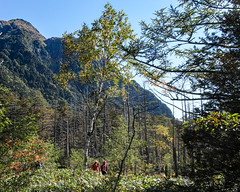 Enjoy the highland trekking