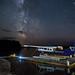 Milky Way Takes Flight by AaronPriestPhoto