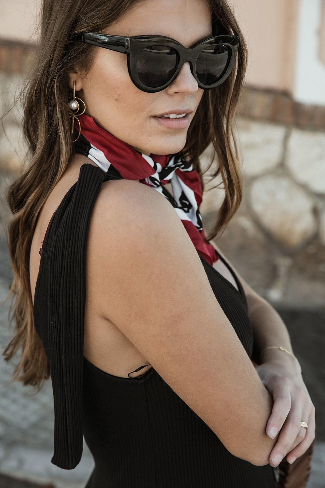 seams for a desire - jessie chanes - black tight dress - zara-13
