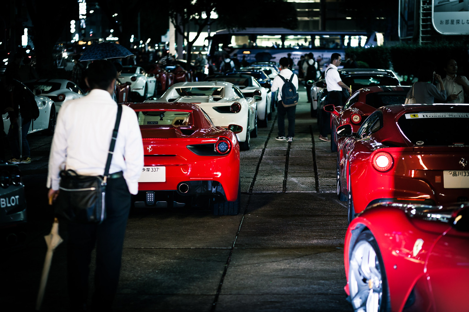 Ferrari 70th anniversary in Japan (13)