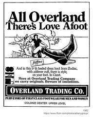 1982 overland trading company