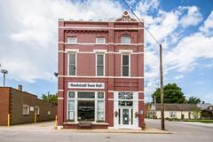 Town Hall - Haubstadt, Indiana