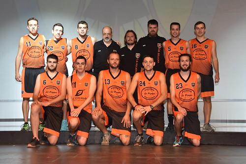 Presentació equips CB Solsona 2017-2018 i reconeixement Pep Vila