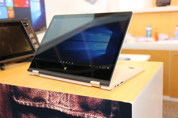 Skyworld expose un portable sous Intel Gemini Lake à Hong Kong